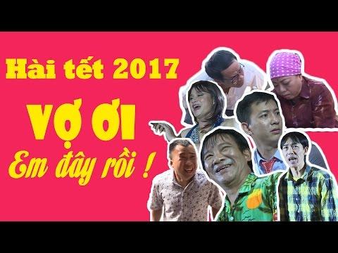 Vợ Ơi Em Đây Rồi | Phim Hài Tết 2017 QUang Tèo