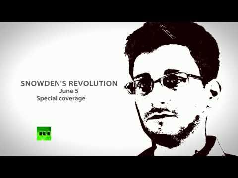 Snowden's Revolution: RT's special coverage (PROMO)