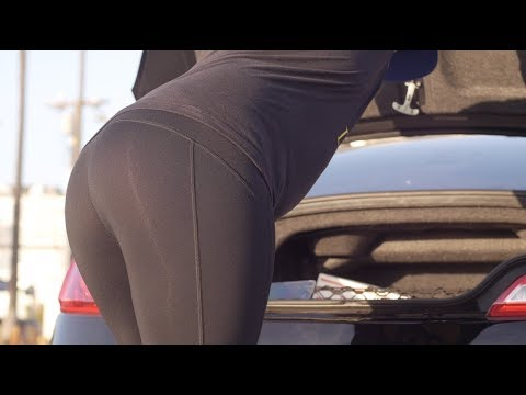 YOGA PANTS PRANK !