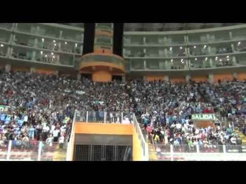 Video - EXTREMO CELESTE 2012 - LLORA LLORA CAGON (CANTICOS) - Extremo Celeste - Sporting Cristal - Peru