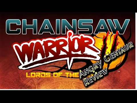 chainsaw warrior pc game