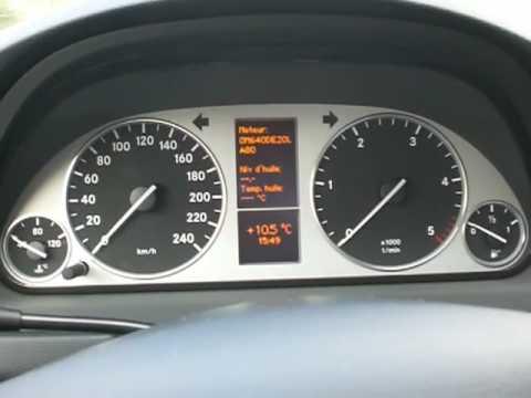 Comment Demonter Autoradio Mercedes Classe B La R 233 Ponse