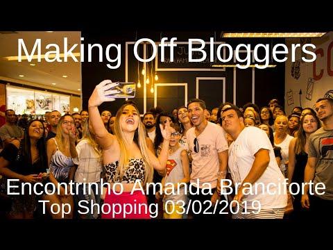 Kinoplex - Amanda Branciforte Encontrinho Top Shopping - Nova Iguaçu