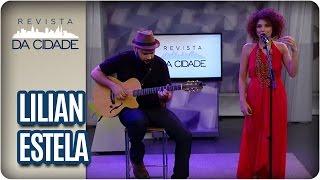 A cantora mostra todo seu talento ao interpretar a música de  Maria Bethânia!Confira também as outras páginas do programa:Site -  Oficial: http://www.tvgazeta.com.br/revistadacidade/Facebook -  https://www.facebook.com/RevistadaCidadeTVTwitter - https://twitter.com/revistadacidadeInstagram -  https://instagram.com/revistadacidade/