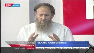 Islamic Conference aims at fostering religious tolerance 28th march 2016 Pt 1