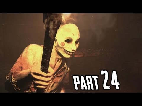 heresy - The Evil Within Walkthrough Gameplay Part 24 includes a Review and Chapter Mission 10: The Craftsman's Tools of the Story for PS4, Xbox One, PS3, Xbox 360 and PC in 1080p HD. This The Evil...