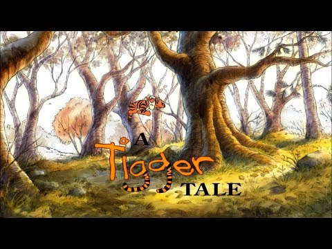 A Tigger Tale | A Making Of The Tigger Movie