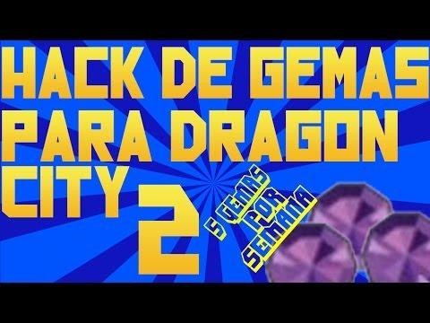 Hack de Gemas Para Dragon City 2013- 2014 | 5 Gemas Por Semana