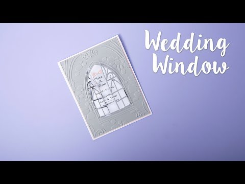 DIY: Wedding Save the Dates - Sizzix