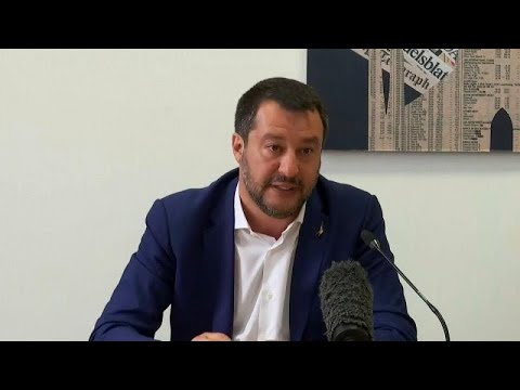 Italien: Euroskeptiker Salvini lädt Europas Populiste ...
