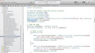 Objective-C Programming - Lecture 4 - Part 1