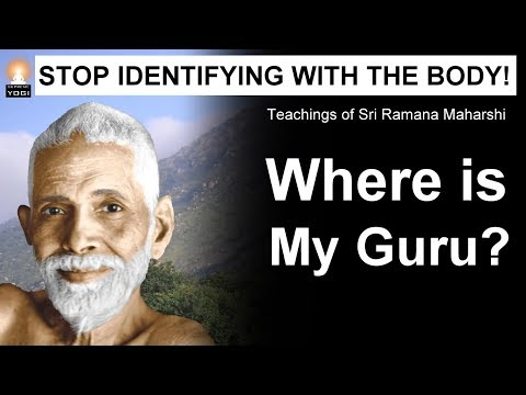 Ramana Maharshi:  Does One Need a Guru for Spiritual Progress?