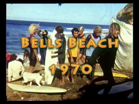 WORLD TITLES BELLS BEACH 1970