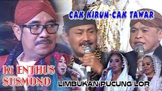 Video LIMBUKAN HEBOH KI ENTHUS SUSMONO VS CAK KIRUN CS. MP3, 3GP, MP4, WEBM, AVI, FLV November 2018