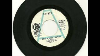 Download Lagu Spirit - I Got A Line On You 1969 Mp3