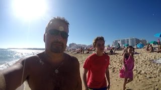 Armacao de Pera Portugal  city photo : Beach Trip Portugal - Armacao de Pera - Algarve Beaches 2016