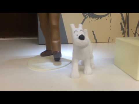 TINTIN & MILOU - COLLECTION MUSEE IMAGINAIRE - HERGE / MOULINSART - NEUF