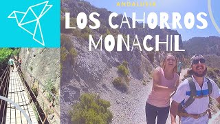 Monachil Spain  City pictures : Los Cahorros Monachil SPAIN 2016 - GoPro 4