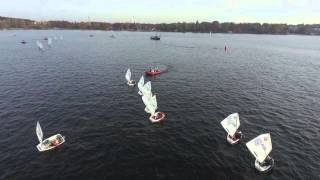 OTC 2015, first final race, Poland vs. Sweden