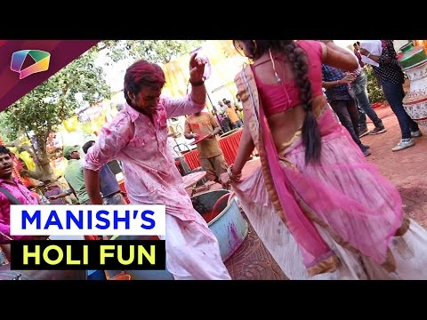 Manish Goplani talks about his love for Holi.