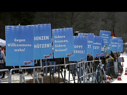 Γερμανία: Να πυροβολούν τους πρόσφυγες οι αστυνομικοί προτείνει το AfD