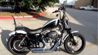 10. 2008 Harley-Davidson Sportster Nightster XL1200N For Sale