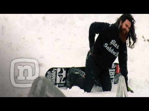 Snowboard SLAMS, Bails & Fails: DejaVu Ep. 10