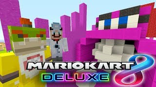 Video Minecraft Switch - Nintendo Fun House - Bowser Jr Plays Mario Kart 8 Deluxe! [105] MP3, 3GP, MP4, WEBM, AVI, FLV September 2019