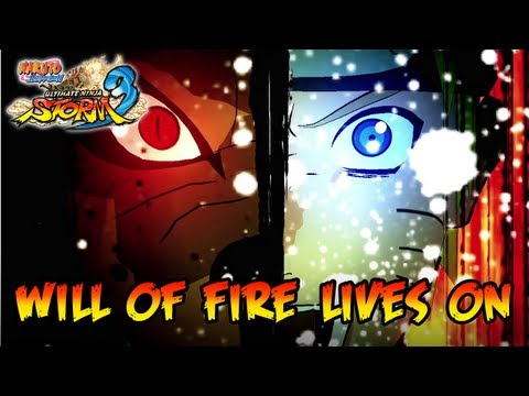Naruto Shippuden: Ultimate Ninja Storm 3 All Star Trailer Shows Story, Characters