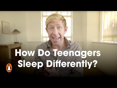 How Do Teenagers Sleep Differently? | Matthew Walker