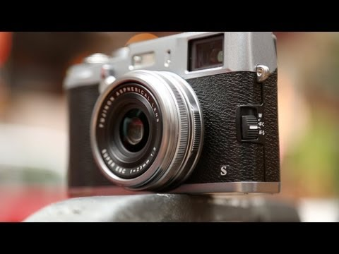 Fuji X100s Hands On Review – DRTV Style