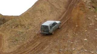 Land Rover Discovery Destruction  #2 'SUICIDE HILL'