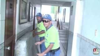 Operativo en hostales de San Luis