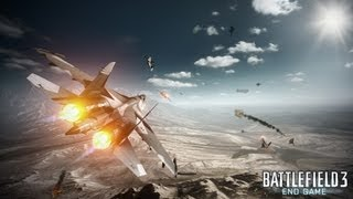 Видео Battlefield 3: End Game