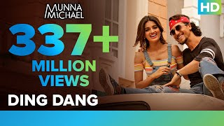 Video Ding Dang - Video Song | Munna Michael | Tiger Shroff & Nidhhi Agerwal MP3, 3GP, MP4, WEBM, AVI, FLV April 2019