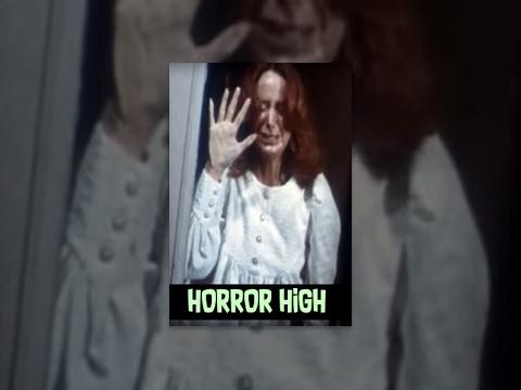 HORROR HIGH   Austin Stoker   Full Length Sci-Fi Movie     English   HD   720p