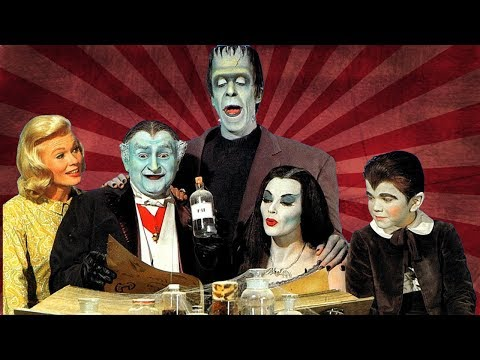 THE MUNSTERS 🌟 THEN AND NOW 2019