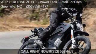 6. 2017 ZERO DSR ZF13.0 + Power Tank  for sale in Greenville, N