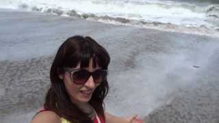 Satellite Beach (FL) United States  city images : Florida Amazing Beaches - Satellite Beach. Vlog: Russian Girl in USA. Part 4
