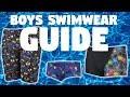 Boys Swimwear Guide