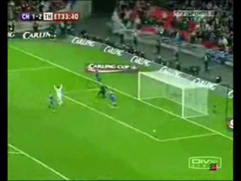 Tottenham 2 - 1 Chelsea (2008)