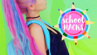 50 Back To School Life Hacks Everyone Should Know!! 2 Million Subscriber GIVEAWAY!! by The Wonderful World of Wengie
