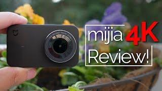 Video Xiaomi Mijia 4k Action Camera Mini Review - Great Value! MP3, 3GP, MP4, WEBM, AVI, FLV Juli 2018