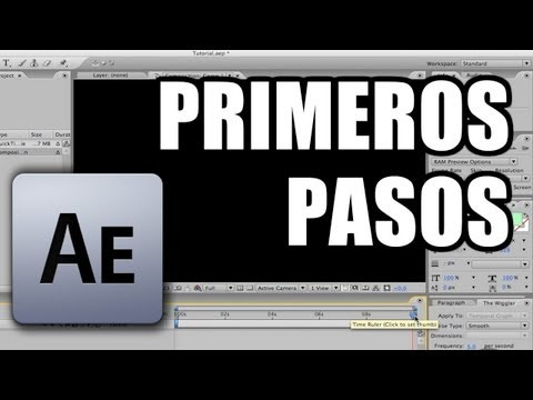 After Effects - #1: Primeros Pasos