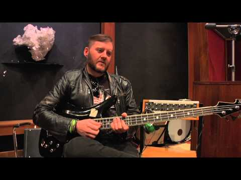 Seether Studio Update Video