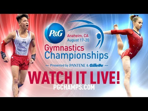 2017 P&G Gymnastics Championships - Sr. Men - Day 2 (International Feed)