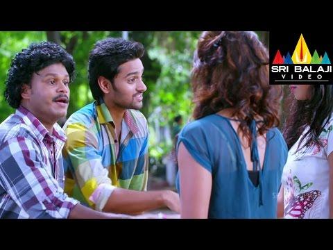 Lovers Movie Saptagiri, Sai and Sumanth Comedy in Park || Sumanth Ashwin, Nanditha