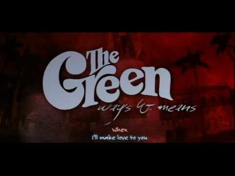 THE GREEN 'Come In' Official - Lyric Video