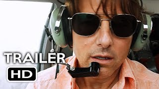 Nonton American Made Official Trailer  1  2017  Tom Cruise Thriller Movie Hd Film Subtitle Indonesia Streaming Movie Download