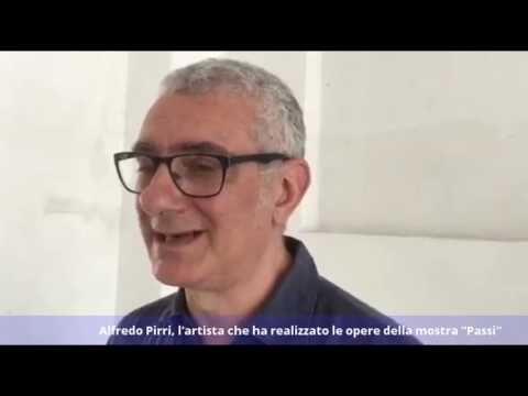 Alfredo Pirri, contemporary locus all'ex centrale Daste e Spalenga